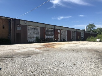Lansing Commercial For Sale: 17730 Chicago Avenue
