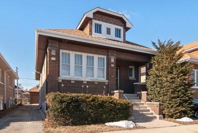 Berwyn Single Family Home Contingent: 2322 Scoville Avenue