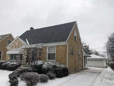 North Riverside Single Family Home For Sale: 2527 South 6th Avenue