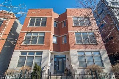 Condo/Townhouse New: 2611 North Ashland Avenue #3N