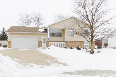 Bourbonnais Single Family Home For Sale: 1470 Northfield Meadows Turn