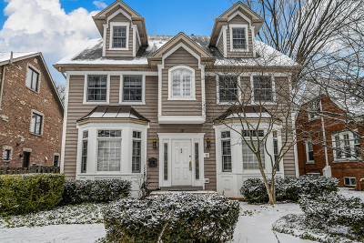 Hinsdale Single Family Home For Sale: 10 South Thurlow Street
