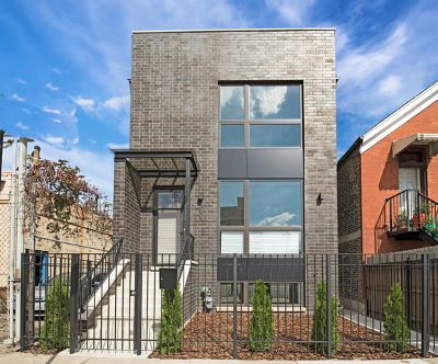 Single Family Home New: 2658 West Grand Avenue