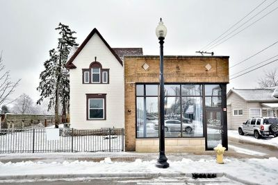 West Chicago Commercial For Sale: 116 Galena Street
