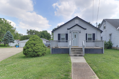Mackinaw Single Family Home For Sale: 511 East Fast Avenue