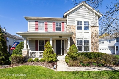Glenview Single Family Home For Sale: 716 Pfingsten Road