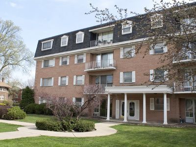 Oak Park Condo/Townhouse New: 415 Wesley Avenue #26