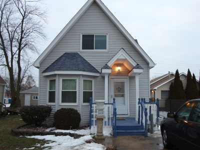 Oak Lawn Single Family Home New: 10040 Merton Avenue