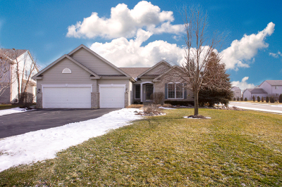 McHenry Single Family Home New: 200 Donegal Court