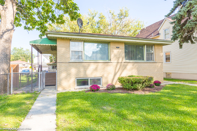 Melrose Park Single Family Home For Sale: 1211 North 21st Avenue