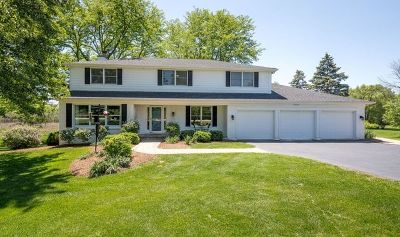 Barrington Single Family Home For Sale: 25625 West Timberlake Road