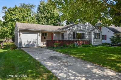 Naperville Single Family Home New: 609 East 8th Avenue