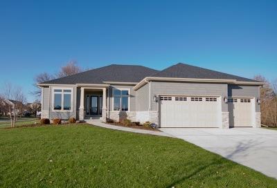 Oswego Single Family Home New: 841 Claridge Drive