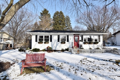 St. Charles Single Family Home For Sale: 332 South 14th Street