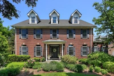 Burr Ridge Single Family Home For Sale: 24 Garfield Ridge Court