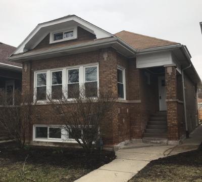Berwyn Single Family Home New: 1819 S. Scoville Avenue