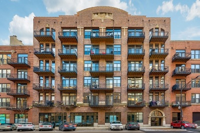 Condo/Townhouse New: 375 West Erie Street #524