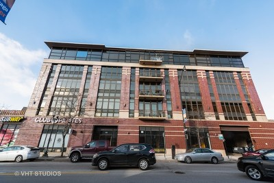 Condo/Townhouse New: 4020 North Damen Avenue #204