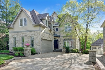 Hinsdale Single Family Home For Sale: 611 South Monroe Street