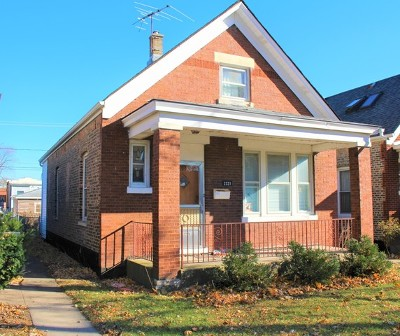 Berwyn Single Family Home New: 2321 Harvey Avenue