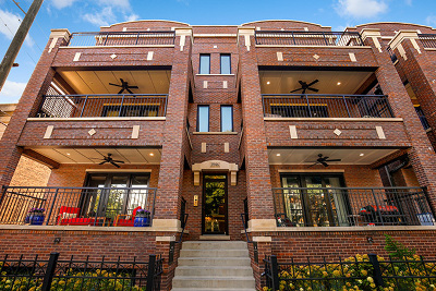Condo/Townhouse For Sale: 3946 North Hoyne Avenue #1N