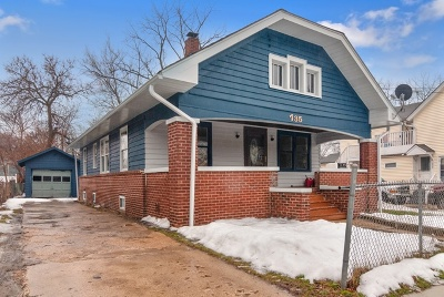Aurora Single Family Home New: 735 East Downer Place