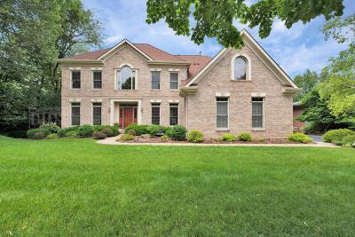 Carpentersville Single Family Home For Sale: 3281 Oak Knoll Road