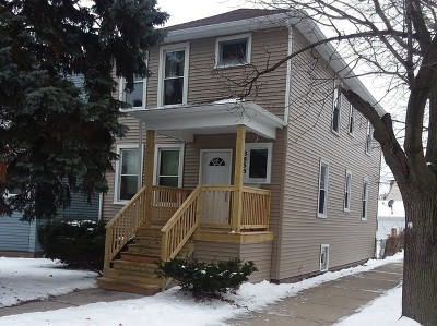 Multi Family Home For Sale: 3658 North Kedzie Avenue