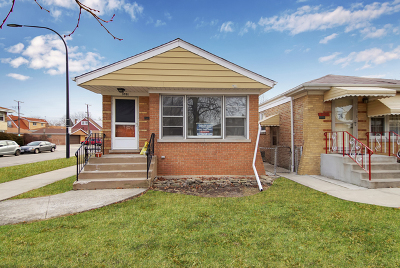Cicero Single Family Home New: 3701 South 53rd Court