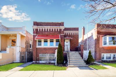 Berwyn Single Family Home New: 1928 Lombard Avenue