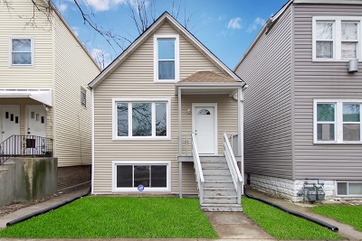 Cicero Single Family Home New: 5053 West 32nd Street