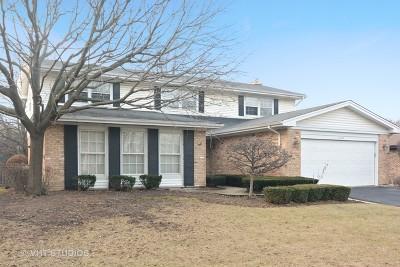 Palatine Single Family Home New: 1110 South Plum Tree Lane