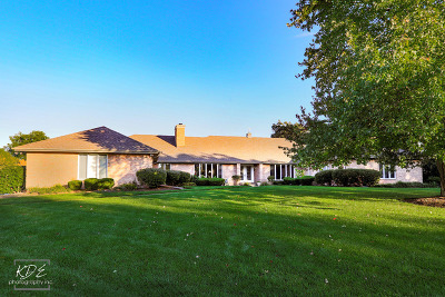 St. Charles Single Family Home For Sale: 30 Highgate Course