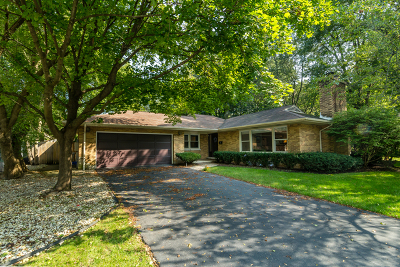 Glencoe Single Family Home For Sale: 325 Brookside Lane