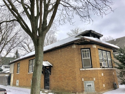 Chicago IL Single Family Home New: $147,900