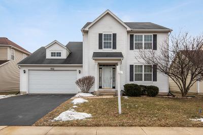 Oswego Single Family Home For Sale: 412 Fayette Drive