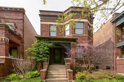 Single Family Home For Sale: 1264 West Elmdale Avenue