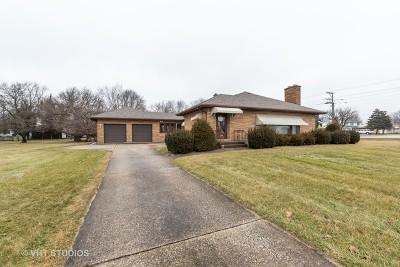 Beecher Single Family Home For Sale: 509 Miller Street