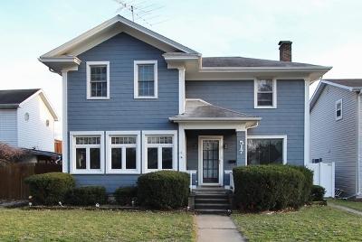 Morris Single Family Home For Sale: 517 East Washington Street