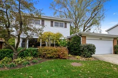 Skokie Single Family Home For Sale: 9040 Knox Avenue