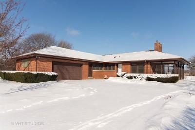Mount Prospect Single Family Home For Sale: 1560 West Blackhawk Drive