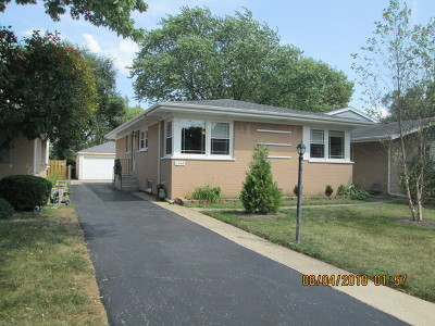 Arlington Heights Single Family Home New: 1343 South Highland Avenue