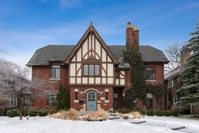 Oak Park Single Family Home New: 1132 Fair Oaks Avenue