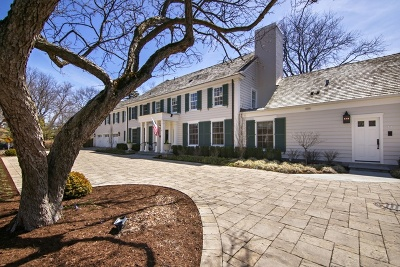 Winnetka Single Family Home For Sale: 30 Indian Hill Road