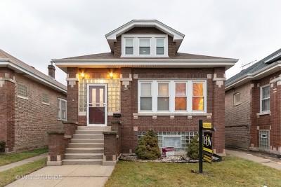Berwyn Single Family Home New: 2445 Euclid Avenue