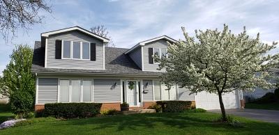 Hoffman Estates Single Family Home New: 955 Colony Lane