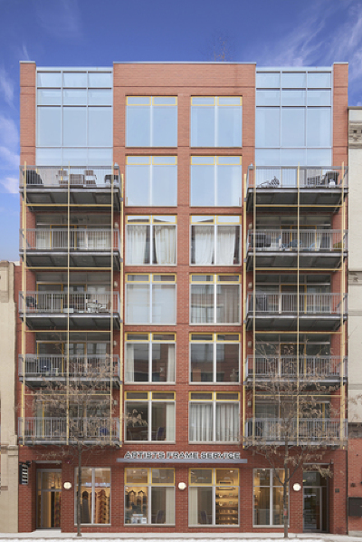 Chicago Condo/Townhouse New: 433 North Wells Street #601