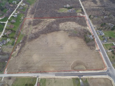 Residential Lots & Land New: 16701 135th Street