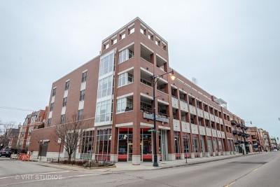 Chicago Condo/Townhouse New: 1611 North Hermitage Avenue #201