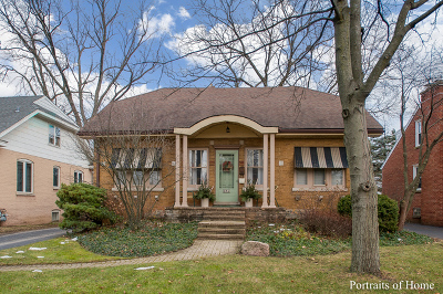 Villa Park Single Family Home For Sale: 641 South Euclid Avenue
